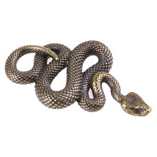 Various Styles Brass Snake Key Ring Outdoor Copper Snake Car HangingMA
