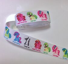 YARD MY LITTLE PONY HORSE RAINBOW DASH  GROSGRAIN RIBBON GIRLS CHARACTER