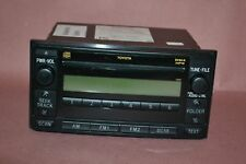 Toyota FJ Cruiser 4Runner Yaris AUX AM FM Radio Stereo MP3 CD Player 86120-35401