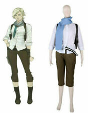 Resident Evil 6 Sherry Birkin Summer Uniform Cosplay Costume Custom Made@