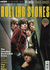 THE ROLLING STONES HOT ROCKS 1962 - 2021 - MOJO MAGAZINE COLLECTORS' SERIES