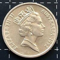 1992 AUSTRALIAN 10 CENT COIN