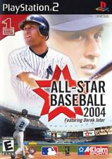 All Star Baseball 2004 PS2 New Playstation 2