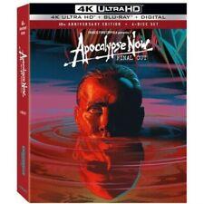 Apocalypse Now Final Cut 4K Ultra Hd Uhd + Blu-ray