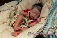 Reborn Doll kit NEW BORN vinyl **Enya Donnelly** by Phil Donnelly Realistic BABY