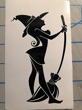 Halloween|Witch| Getting Witchy| Broom|Brew|Horror|Black Cat|Vinyl|Decal