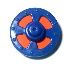 PRE-ORDER MOTU He-Man Shield French Variant in Stinkor Blue Orange Insert Custom