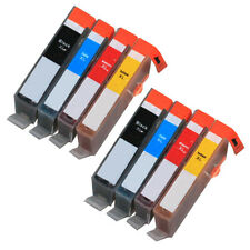 Ink Cartridges Combo Pack work for 564XL Photosmart 5510 5511 5512 5514 5520