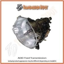 AOD Ford Truck Performance Transmission  650 HP 4 x 4