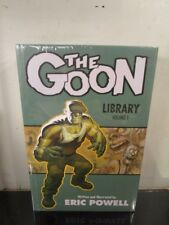 The Goon Library Volume 1 Hardcover ~
