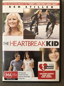 The Heartbreak Kid DVD (MA15+ Rating)
