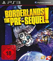 Borderlands: The Pre-Sequel (Sony PlayStation 3, 2014...NEU...OVP