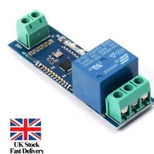 Relay Module Remote Control Switch 12V IOT Wireless Module