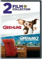 GREMLINS + GREMLINS 2 THE NEW BATCH New Sealed DVD 2 Film Collection Ships Free
