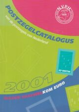 NVPH junior catalogus 2001, 52e editie.