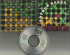 ARTHUR BAKER TATA VEGA Let there be love 6TRX MIXES & EDIT & DUB PROMO CD Single