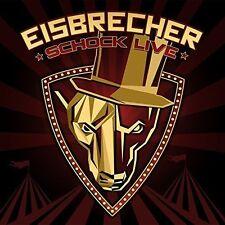 Eisbrecher - Schock Live [New CD] Hong Kong - Import