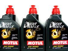 3liter Motul Gear 300 Ls 75w90 SAE deporte de carreras Aceite Diferencial Motor