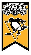 PITTSBURGH PENGUINS PIN 2016 NHL STANLEY CUP FINAL EASTERN CONFERENCE CHAMPION