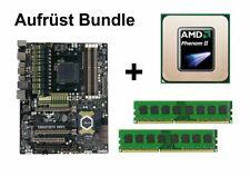 Aufrüst Bundle - ASUS Sabertooth 990FX + Phenom II X6 1090T + 16GB RAM #107859
