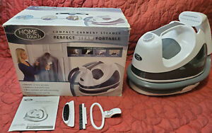 HoMedics Perfect Steam Clean Fabric Steamer Used in Box Cleaner Clothing Garment