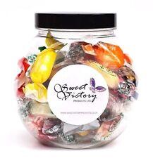 Sugar Free Sweets Jar Filled With Pick n Mix Diabetic Friendly Gift Jar 250-300g