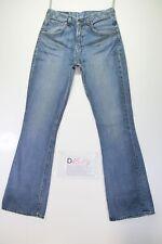 Levis 525 Bootcut (Cod. D1518) Tg44 W30 L34 jeans usato Vintage Original retrò