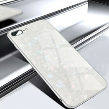 Back Tempered Glass Case For iPhone X XS MAX XR 8Plus 8 7 6S 6 Plus Shell Cover
