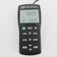 Portable Illuminometer Light Meter Data Logger Light Meter TES-1339R