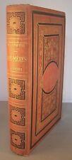 LES MERES ILLUSTRES / M. DE LESCURE / 12 GRAVURES SUR BOIS / CARTONNAGE 1887