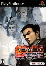 TEKKEN TAG TOURNAMENT / Playstation 2 /FREE SHIPPING!!