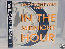 "Wilson Pickett - In The Midnight Hour 12"" Single 1987"