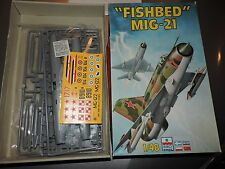 ESCI 1:48th SCALE  CHINESE MIG-21 FISHBED  # 4090
