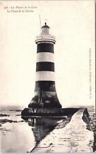 ST NAZAIRE, France   LE PHARE de la BANCHE  Lighthouse   c1910s   Postcard