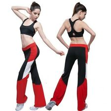 Brand Women's Activewear Yoga Clothing Fitness Aerobics Sport Yoga Long pants