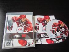 Sony Playstation PS 3 PS3 NHL 08 complete & tested
