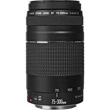 Canon EF 75-300mm f/4-5.6 III Lens 75-300 f4-5.6 for T3i T4i T5i 60D 70D New