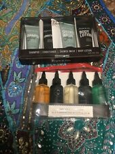 Frye & Co.Teakwood Oak Shampoo Conditioner Shower Wash Body Lotion Batch No 003