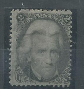 USA 1861 Jackson Mi. # 17 Mint No Gum