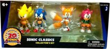 Sonic The Hedgehog 20th Anniversary Sonic Classics Action Figure 4-Pack