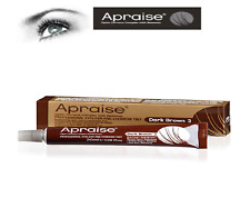 Apraise Eyelash and Eyebrow Tint Dark Brown Number 3 555551
