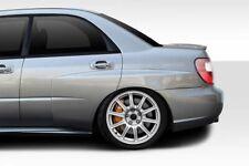 02-07 Subaru Impreza 4DR WRC Look Duraflex 50MM Wide Rear Fender Flares!! 114819