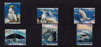 New Zealand - 1996 Marine Wildlife - CTO Used - SG 1992-1997