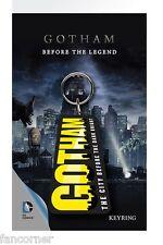Batman porte cles officiel Gotham en pvc sous blister Gotham official keyring