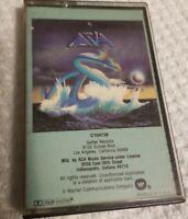 Asia - Self Titled 1st Album on Cassette Tape - Rare