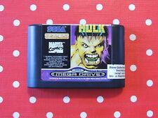 the Incredible Hulk Sega Mega Drive nur Modul
