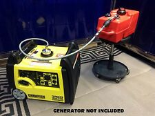 CHAMPION MODEL #75531i 3100W INVERTER GENERATOR 3 GAL EXTENDED RUN FUEL SYSTEM