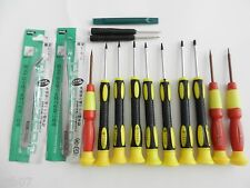 15-P Torx T2 T3 T4 T5 T6 T8 T10 Magnetic Screwdrivers Repair Kit Tool Set Tools