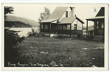 Canada, Quebec; Camp Moquin, Lac Saguay RP PPC, Unposted