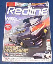 REDLINE MAGAZINE AUGUST 2007 - STREET MACHINE